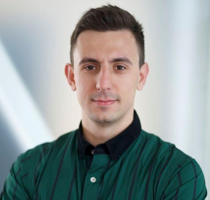 Artem Pochepetsky, CMO Yesstraws
